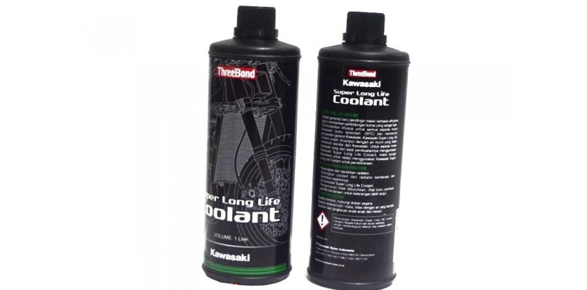 Kawasaki Genuine Oil Cairan Lainnya Coolant 0