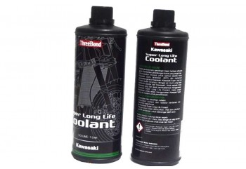 Kawasaki Genuine Oil Long Life P1002-0002 Coolant 1L