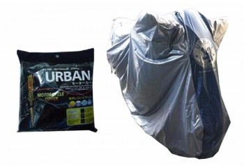 Urban Extra Jumbo Cover Motor Sport Silver