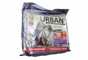 Urban Medium Cover Motor Matic Silver