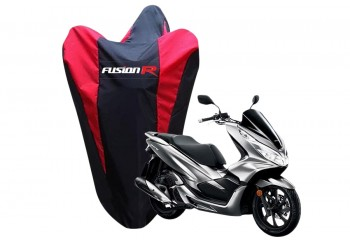 Fusion Mlt169 Cover Motor Hitam