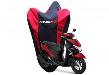 Fusion Mlt170 Cover Motor Hitam