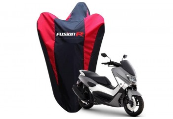 Fusion Mlt171 Cover Motor Hitam