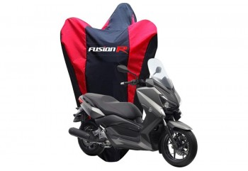 Fusion Mlt172 Cover Motor Hitam