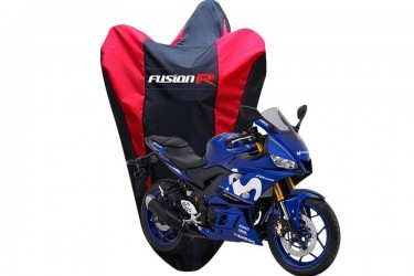 Fusion Mlt173 Cover Motor Hitam
