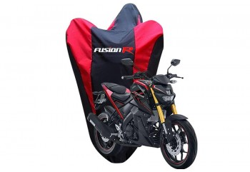 Fusion Mlt174 Cover Motor Hitam