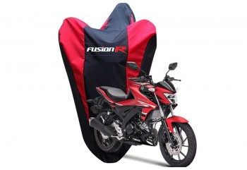 Fusion Mlt175 Cover Motor Hitam