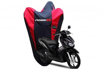 Fusion Mlt176 Cover Motor Hitam
