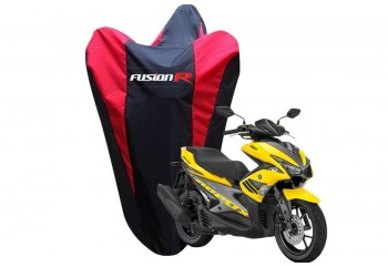 Fusion Mlt 697 Cover Motor Hitam