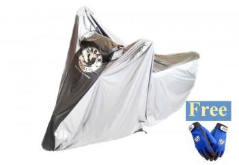 Urban Standar 3 Cover Motor Bebek Silver