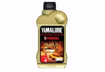 Yamalube 4T Gold Oli Mesin 10W-40 800 ml Semi Synthetic