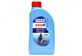 Suzuki Genuine Oil 99000B9901LN100 Oli Mesin 20W-50