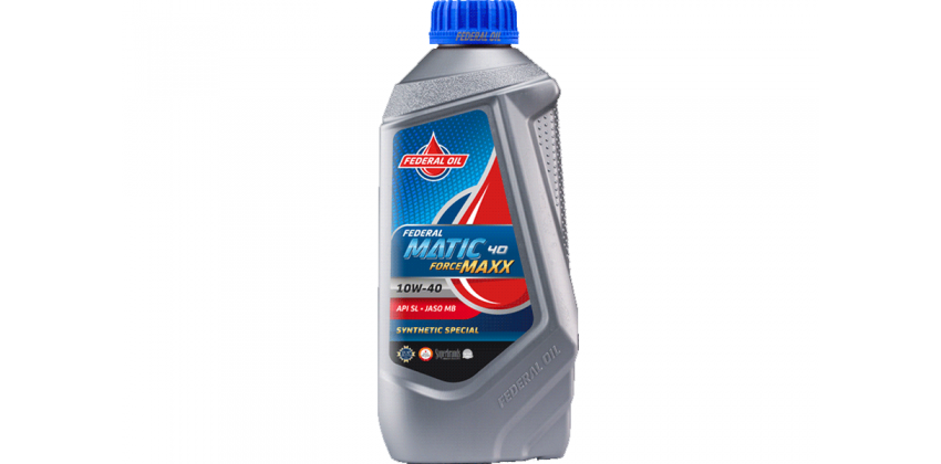FEDERAL OIL FM Forcemaxx 40 Oli Mesin 10W-40 0,8L 0