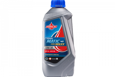 FEDERAL OIL FM Forcemaxx 40 Oli Mesin 10W-40 0,8L