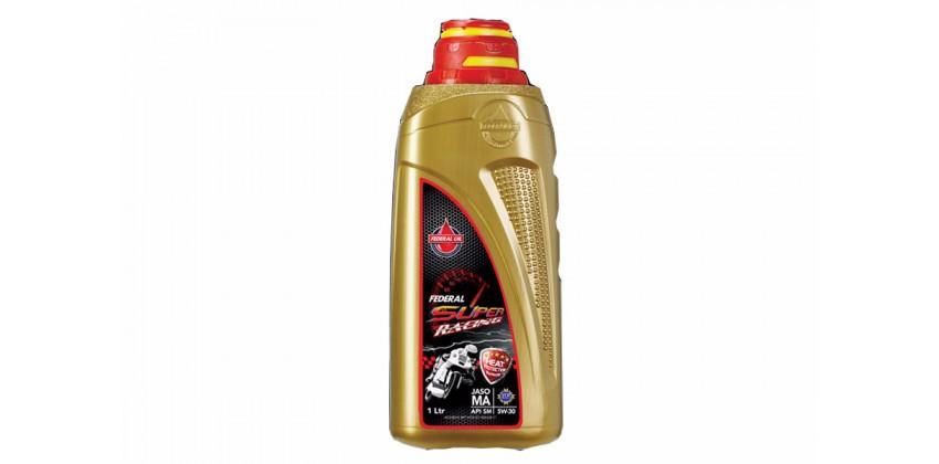 FEDERAL OIL Super Racing Oli Mesin 5W-30 0