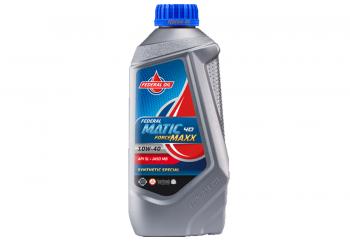 Federal Oil Forcemaxx 40 Oli Mesin 10W-40 1000 ml