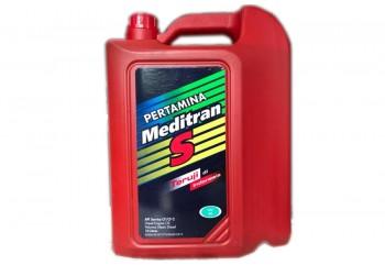 Meditran S SAE40W - 10 Liter - Asli Original Oli Mesin