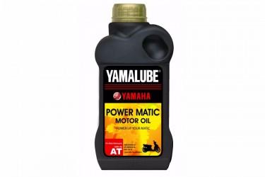 Yamalube Power Matic Oli Mesin 10W-40 800 ml Semi Synthetic