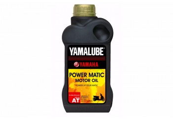 Yamalube Power Matic Oli Mesin 10W-40 800 ml Semi Synthetic