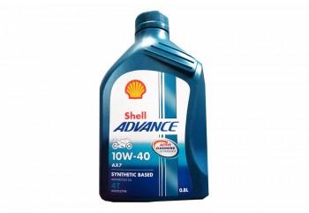 Shell Oli Oli Mesin 10W-40