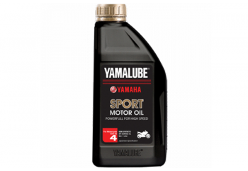 Yamalube Sport Oli Mesin 10W-40 1000 ml Semi Synthetic