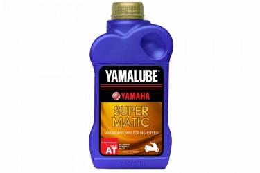 Yamalube Super Matic Oli Mesin 10W-40 1000 ml Full Synthetic