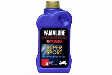 Yamalube Super Sport Oli Mesin 10W-40 1000 ml Full Synthetic