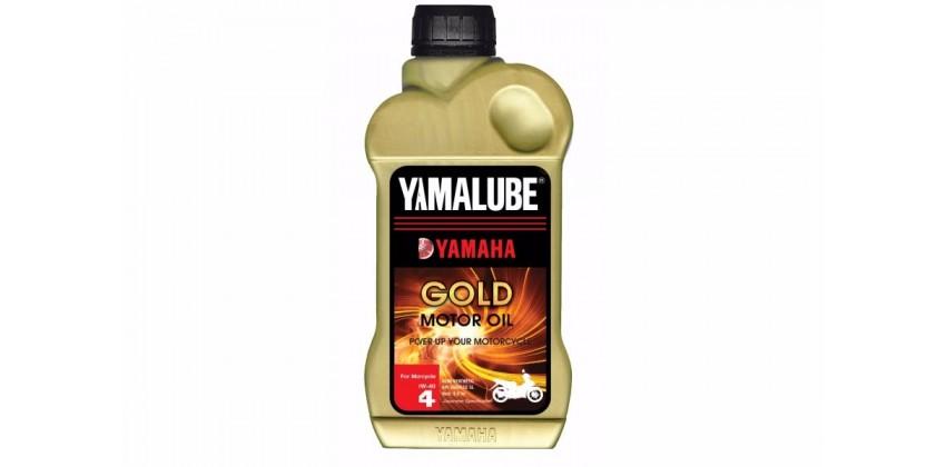 YAMALUBE 4T Gold Oli Mesin 10W-40 Semi Synthetic 0