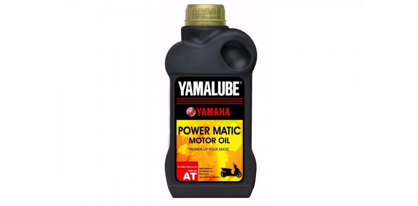YAMALUBE Power Matic Oli Mesin 10W-40 Semi Synthetic 0