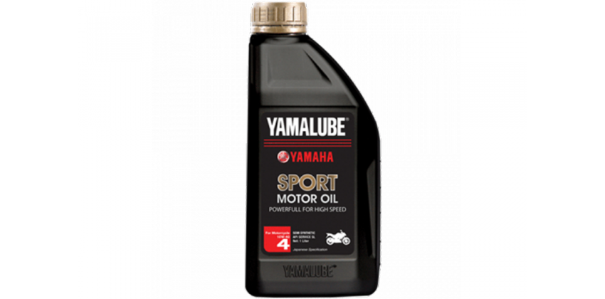 YAMALUBE Sport Oli Mesin 10w-40 Semi Synthetic 0