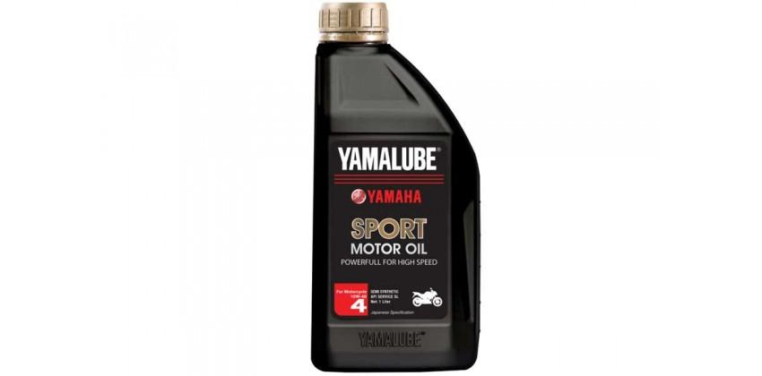 YAMALUBE Sport SL Oli Mesin 10W-40 0