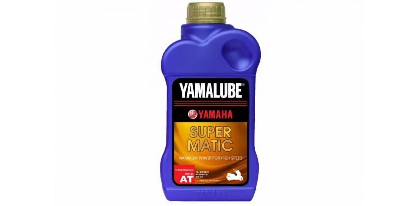 YAMALUBE Super Matic Oli Mesin 10W-40 Full Synthetic 0