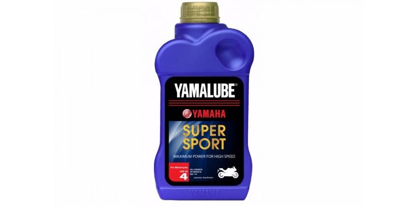 YAMALUBE Super Sport Oli Mesin 10W-40 Full Synthetic 0
