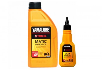 Yamalube Matic + Oli Gardan 100ml