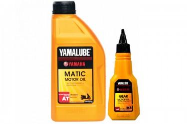Yamalube Matic + Oli Gardan 140ml