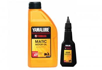 Yamalube Matic + Oli Gardan 150ml