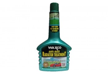 Waxco Anti Rust Radiator Cairan Pembersih 287ml