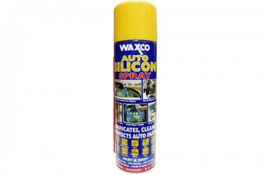Waxco Auto Silicon Spray Cairan Pembersih 300ml