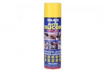 Waxco Auto Silicon Spray Cairan Pembersih 550ml