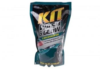 KIT Shampoo Wash And Glow - 800 ml