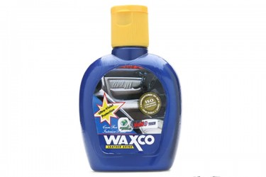 Waxco Leather Shine Cairan Pembersih 125ml