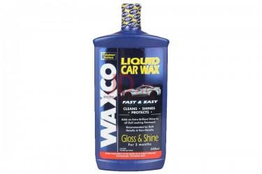 Waxco Liquid Car Wax Polish Cairan Pembersih 500ml