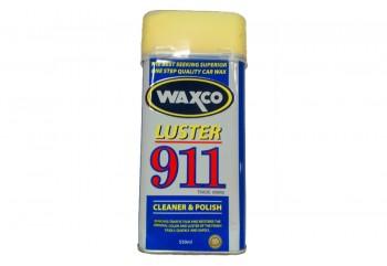 Waxco Luster Wax Cairan Poles 530ml