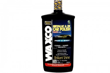 Waxco Metallic 2K Cairan Poles 500ml