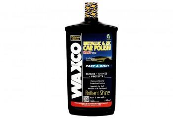 WAXCO Metallic 2K