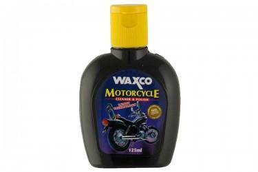 Waxco Motorcycle Cleaner and Polish Cairan Pembersih 125 ml