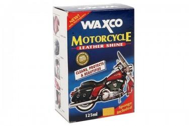 Waxco Motorcycle Leather Shine Cairan Pembersih 125 ml