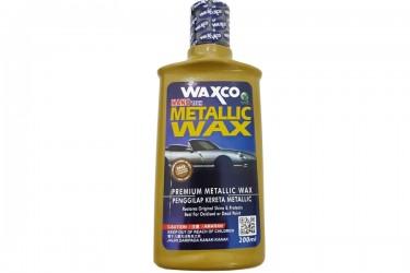 Waxco Premium Metallic Cairan Poles 200ml