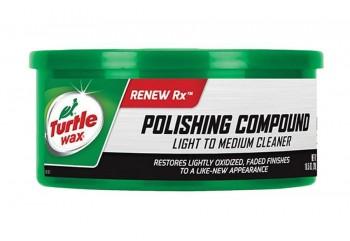 Turtle Wax Renew Rx Polishing Compound Cairan Poles
