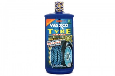 Waxco Tyre Shine Pengkilap Ban 500ml